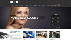 rodi salon home page
